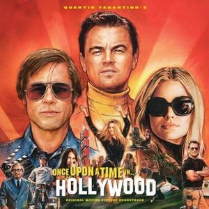 (おまけ付)ワンス・アポン・ア・タイム・イン・ハリウッド オリジナル・サウンドトラック / サントラ (CD) SICP6194-SK