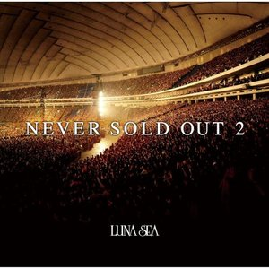 (おまけ付)NEVER SOLD OUT 2 /LUNA SEA (CD) UPCH-1980-SK...