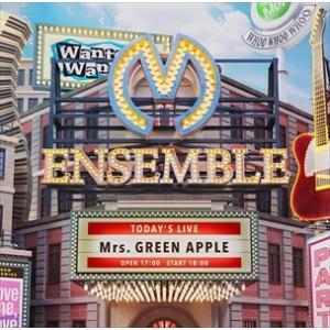 (おまけ付)ENSEMBLE (通常盤) / Mrs.GREEN APPLE ミセスグリーンアップル (CD) UPCH-20483-SK|softya