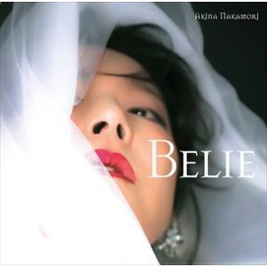 (おまけ付)Belie (初回限定盤) / 中森明菜 (CD+DVD) UPCH-7208-SK|softya