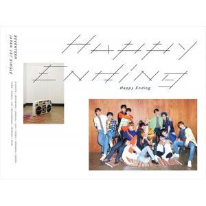 (おまけ付)2019.05.29発売 Happy Ending(初回限定盤C) / SEVENTEEN セブンティーン (SingleCD+Blu-ray) XQNJ91006-SK|softya