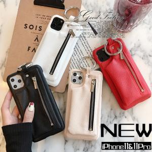 iPhone11 Pro ケース 耐衝撃 iPhone8 XR カード収納 スマホ 携帯 iPhon...