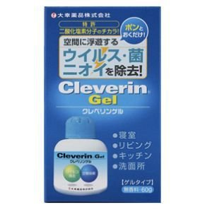『クレベリンゲル 60g』大幸薬品 クレベリン 60g【SM】【N】