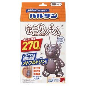 バルサン虫こないもん吊り下げクマ(270日) 1個 レック【PT】|そうごう薬局 e-shop
