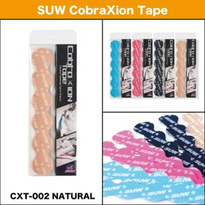 【メール便 送料185円】CobraXion Tape コブラクションテープ 5枚入り CXT-002 NATURAL SUW【SUW】 sogo-e-shop