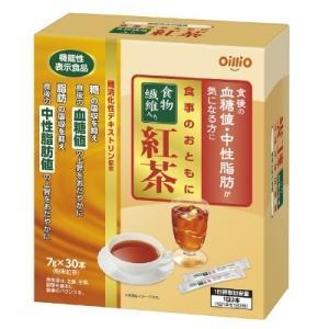 食事のおともに食物繊維入り紅茶 180g(6g×30包) 機能性表示食品 日清オイリオ【RH】 そうごう薬局 e-shop