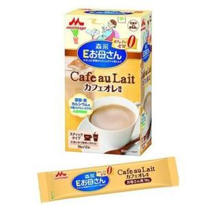 Eお母さん カフェオレ風味 18g×12本 森...の関連商品2
