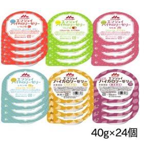 エンジョイ小さなハイカロリーゼリーいろいろセット(40g×4個×6種)【SY】 sogo-e-shop