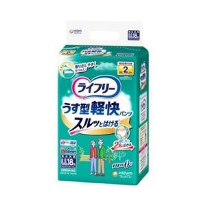 ライフリー うす型軽快パンツ LL 18枚 ユニ・チャーム【...