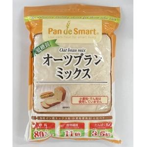 低糖質 オーツブランミックス 1kg 鳥越製粉【MB】