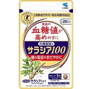 サラシア100 60粒 小林製薬 特定保健用食...の関連商品8