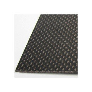 CFRP板(平織・光沢) 230x320x0.5mm sohgoh