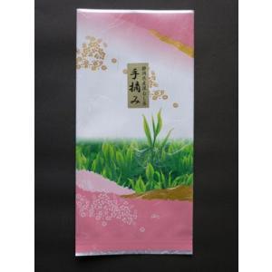 煎茶(深蒸し)手摘み|sohno