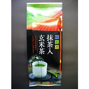 抹茶入 玄米茶 sohno