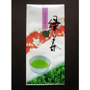 煎茶(中蒸し)特|sohno
