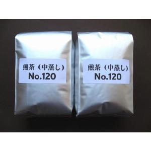 煎茶(中蒸し)No120を40%OFF 送料無料!|sohno