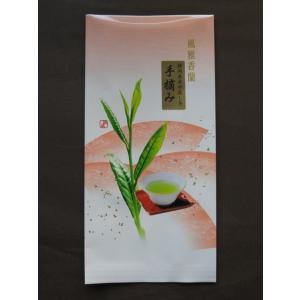 煎茶(中蒸し)手摘み|sohno