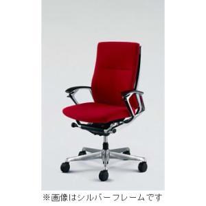 オフィスチェア オカムラ デューク ハイバックブラックーフレームCZ55ZR-FCR クロスタイプ(アムンゼン織) soho-honpo