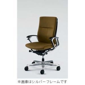 オフィスチェア オカムラ デューク ハイバックブラックフレームCZ55ZR-FGA クロスタイプ(スエード調) soho-honpo