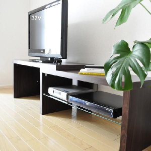 伸縮TVボード コーナーテレビ台 BLR-191|soho-st