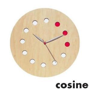 コサイン 掛け時計(カラー) CW-01|soho-st