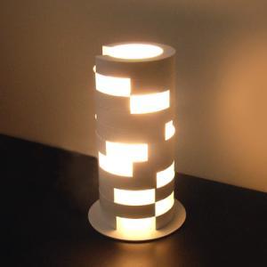 照明 テーブルランプ S8030LE-W|soho-st