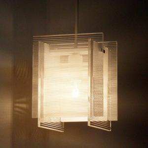 照明 ペンダントライト P4046-W ホワイト|soho-st