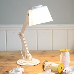 LED ウッドアームライト 組立式 デスクライト Craf ADS-201 ダブルアーム|soho-st