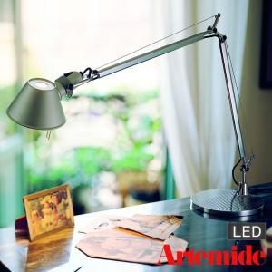 LED 卓上照明 Artemide Tolomeo tavolo(アルテミデ トロメオ)デスクライト スタンド式(LEDタイプ)|soho-st