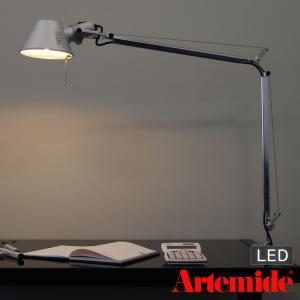 LED 卓上照明 Artemide Tolomeo morsetto(アルテミデ トロメオ)デスクライト クランプ式(LEDタイプ)|soho-st