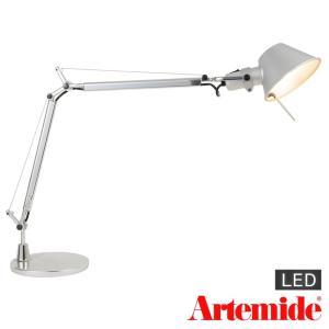 LED 卓上照明 Artemide Tolomeo tavolo mini(アルテミデ トロメオ タボロミニ)デスクライト スタンド式(LEDタイプ)|soho-st