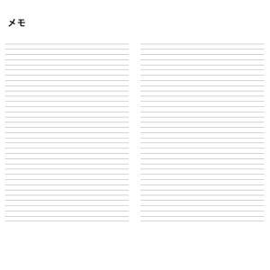 イトーキ ダイアリー 手帳 2018年度版 デスクタイプ A5サイズ soho-st 05