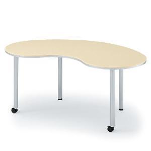 会議テーブル イトーキ BIO TABLE(バイオテーブル)3(ピーナッツ型)【自社便 開梱・設置付】|soho-st