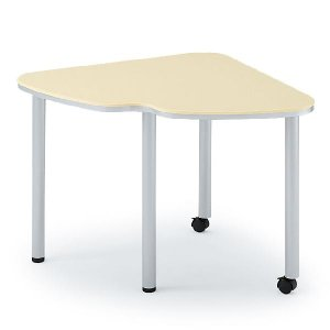 会議テーブル イトーキ BIO TABLE(バイオテーブル)3(オレンジ型)【自社便 開梱・設置付】|soho-st
