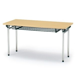 イトーキ 折りたたみテーブルTTF(棚付)150×60【自社便 開梱・設置付】|soho-st