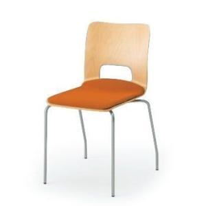 椅子/スタッキング イトーキ  チェア/orno(オルノ)120GB/座面:布地張り(スクエアタイプ)|soho-st