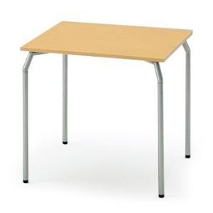 イトーキ 角テーブル orno(オルノ)W75×D75【自社便 開梱・設置付】|soho-st