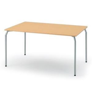 イトーキ 角テーブル orno(オルノ)W150×D90【自社便 開梱・設置付】|soho-st