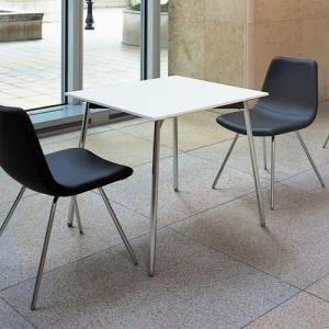 イトーキ タクシス角テーブル W75×D75【自社便 開梱・設置付】|soho-st