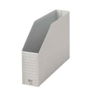【ファイル用品】イトーキ ワンタッチ組立式ボックスファイル 60A4(A4横用) W6.5【10冊セット】|soho-st