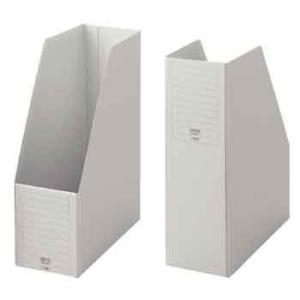 【ファイル用品】イトーキ ワンタッチ組立式ボックスファイル 50A4(A4縦用)【10冊セット】|soho-st