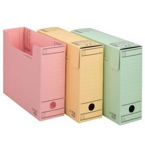【ファイル用品】イトーキ ワンタッチ組立式ボックスファイル フタ付【10冊セット】|soho-st