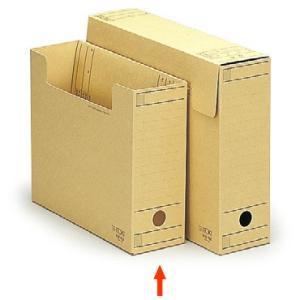 【ファイル用品】イトーキ ワンタッチ組立式ボックスファイル フタ付 クラフト紙 A4用【10冊セット】|soho-st