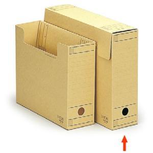 【ファイル用品】イトーキ ワンタッチ組立式ボックスファイル フタ付 クラフト紙 B4、データ用【10冊セット】|soho-st