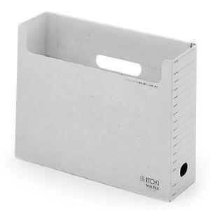 【ファイル用品】イトーキ 組立式ボックスファイル(A4ジャストサプライズ)【10冊セット】|soho-st