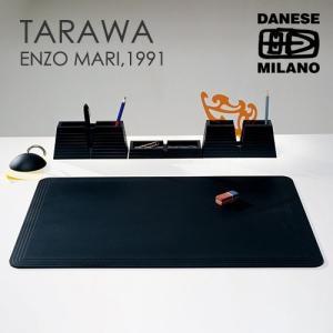 デスクマット デスクパッド TARAWA ブラック|soho-st
