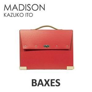 図面バッグ A4サイズ BAXES MADISON|soho-st