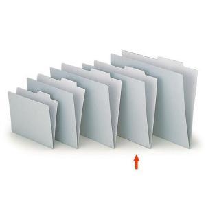 【ファイル用品】イトーキ 上見出し個別フォルダー データ用 グレー【50枚セット】|soho-st