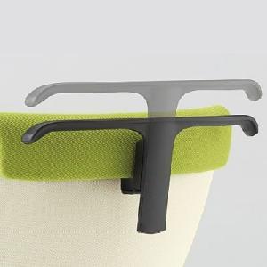 【短納期商品】イトーキ coser(コセールチェア)専用オプション ハンガーオプション 取付サービス付【自社便 開梱・設置付】|soho-st