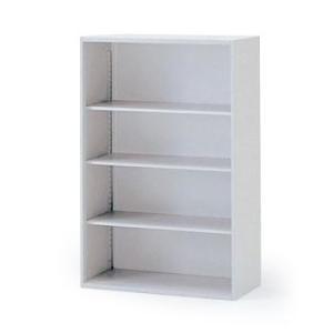イトーキ THIN LINE (シンラインキャビネット)H1400タイプ オープン棚型 上段用 自社便 開梱・設置付|soho-st